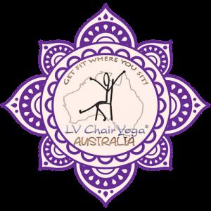 LV Chair Yoga Logo